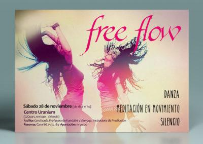 Free Flow – Flyer