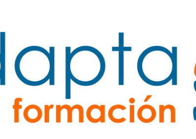 Logo Adapta Formacion