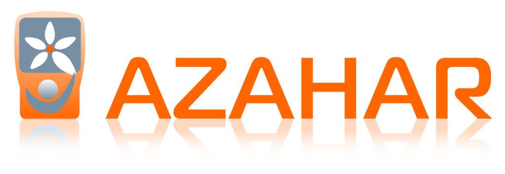 Logo Azahar By Carlos Pardo