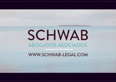 Video corporativo SCHWAB ABOGADOS