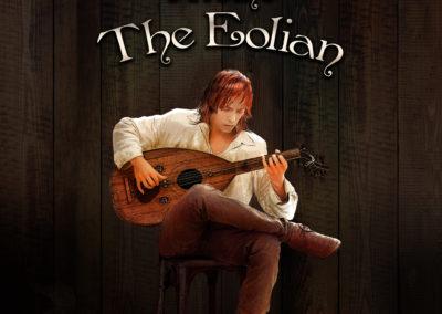 Kvothe The Eolian