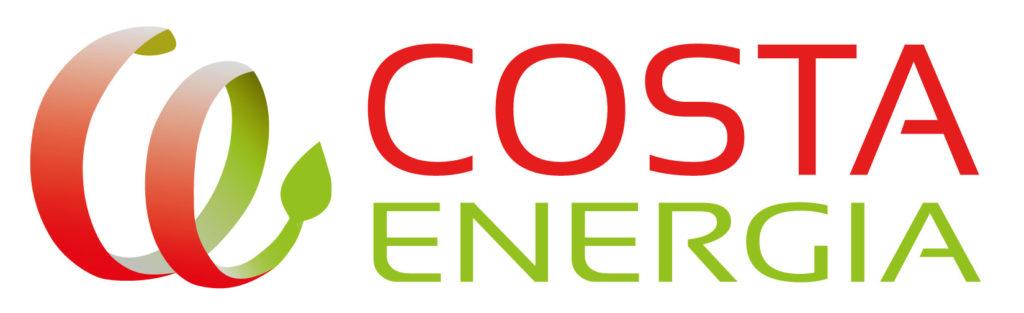 Logo COSTA ENERGIA by Carlos Pardo