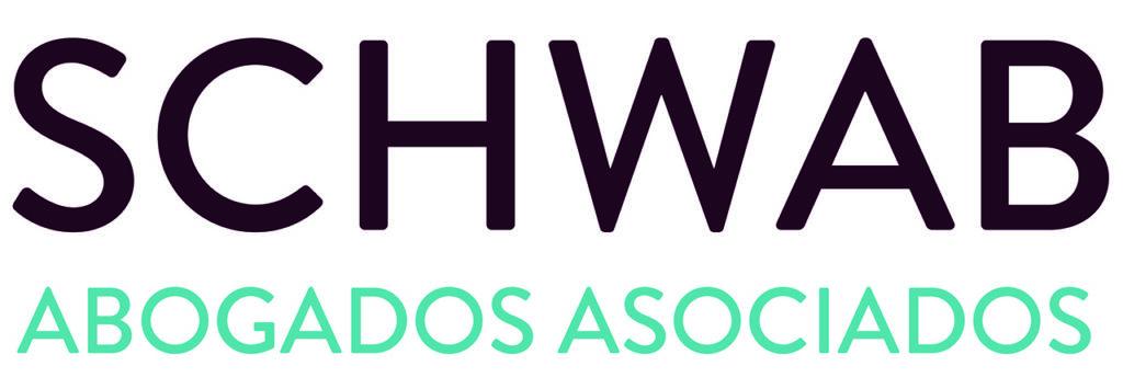 Logo SCHWAB ABOGADOS by Carlos Pardo