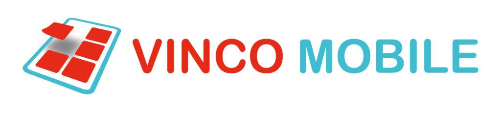 Logo Vinco Mobile By Carlos Pardo