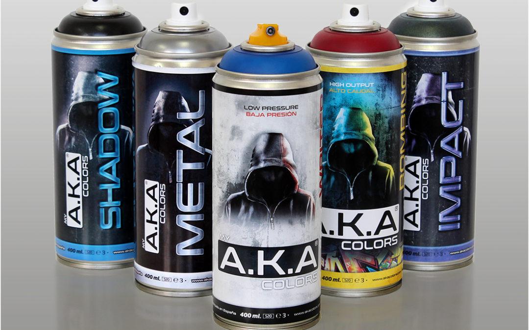 Sprays AKA Colors