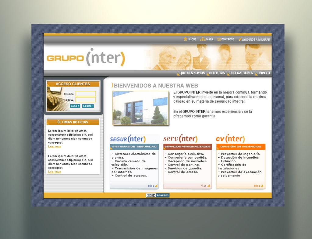 grupointer_web by Carlos Pardo