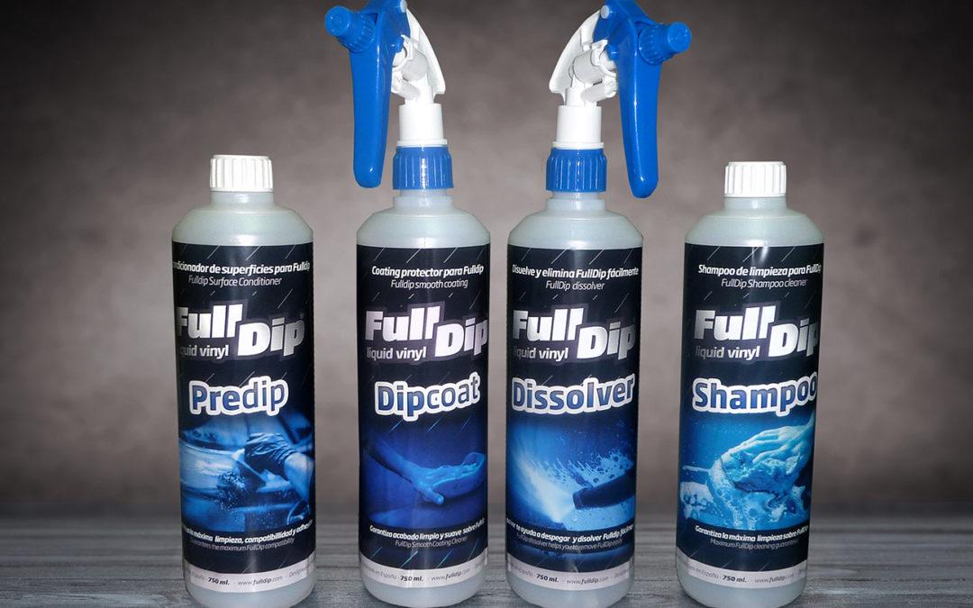 Limpieza para Fulldip