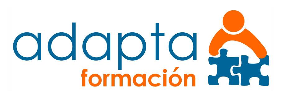 Logo Adapta Formacion By Carlos Pardo