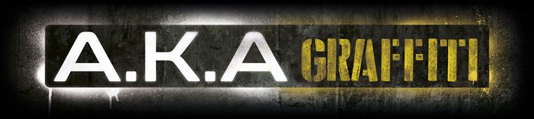 Logo Akagraffiti by Carlos Pardo