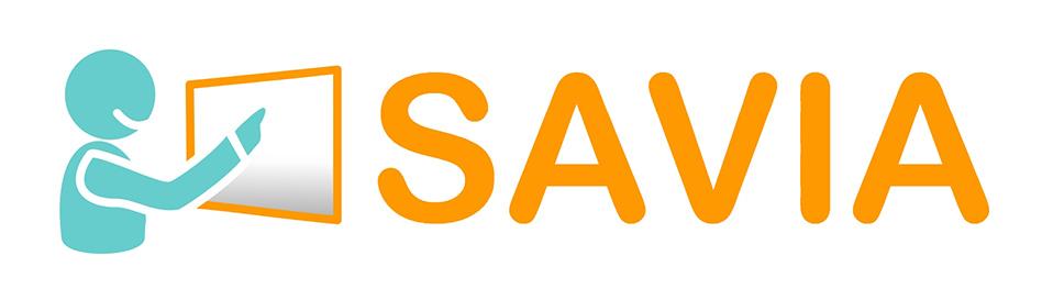 Logo Savia By Carlos Pardo